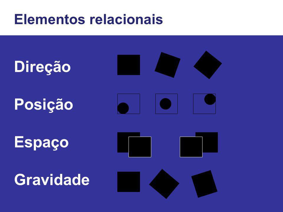 Elementos relacionais