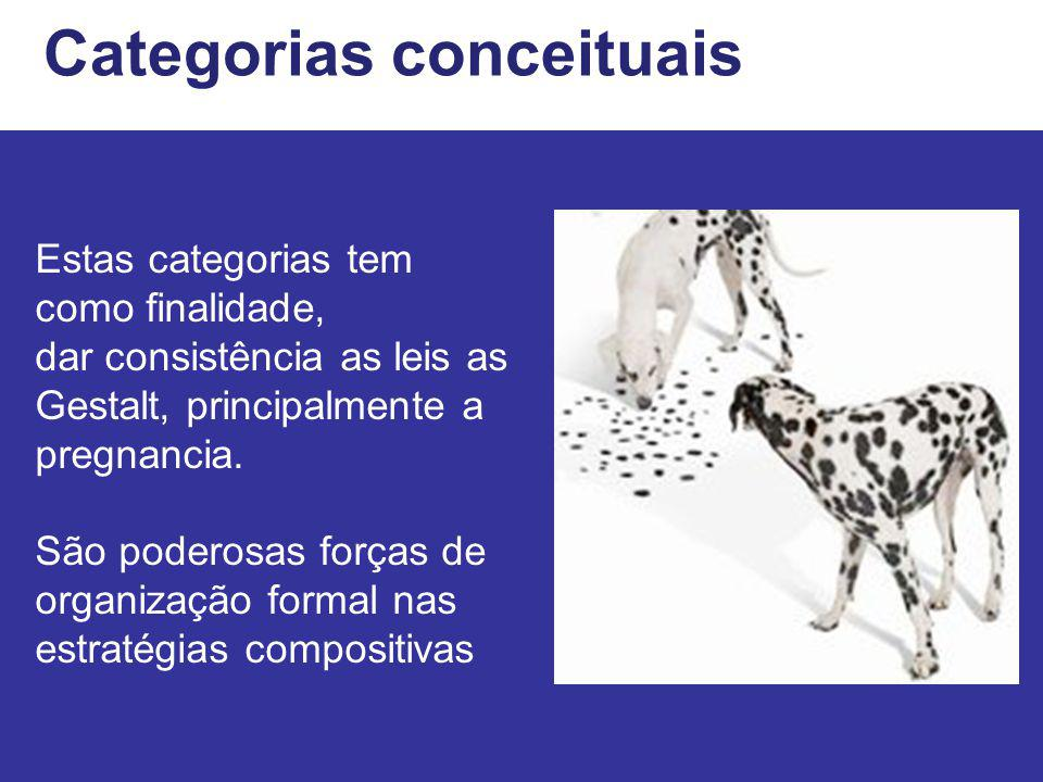 Categorias conceituais