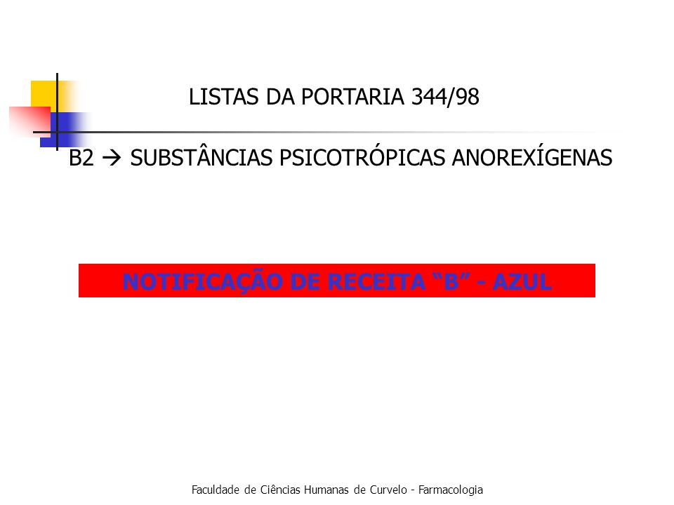 NOTIFICAÇÃO DE RECEITA B - AZUL