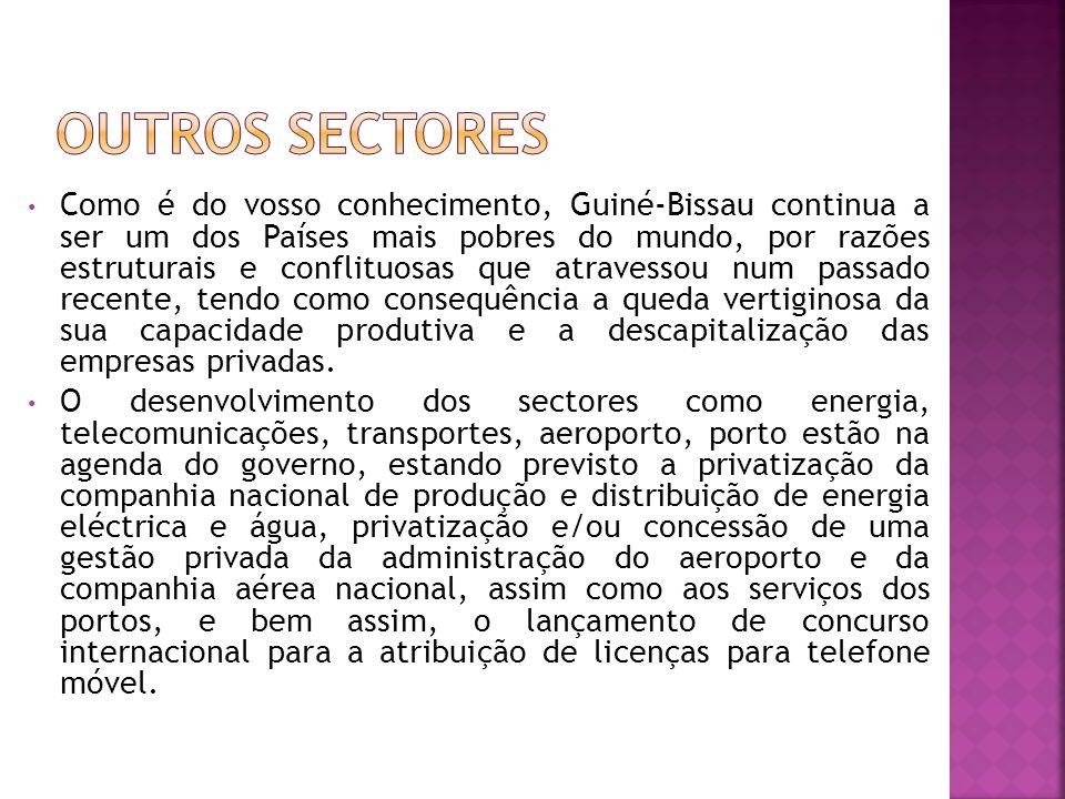 Outros Sectores