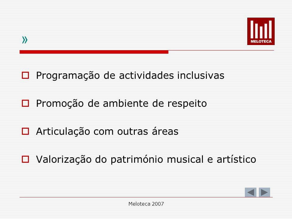 Orientações Programáticas do Ensino da Música Música nas AEC