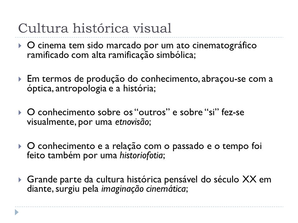 Cultura histórica visual