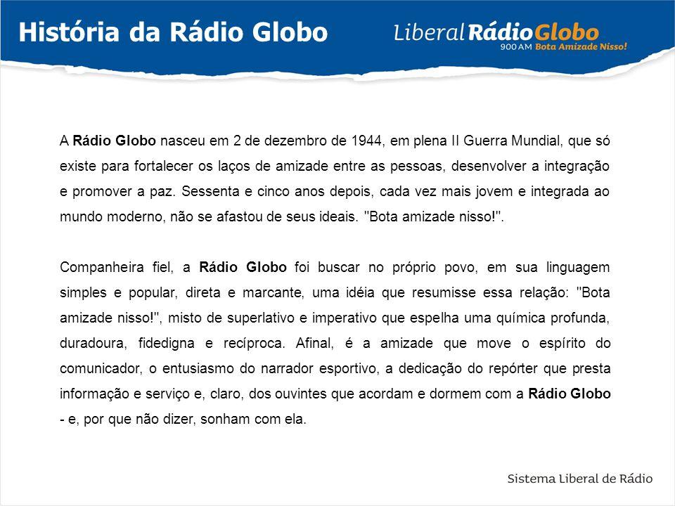 História da Rádio Globo