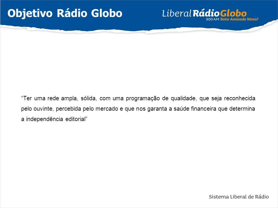 Objetivo Rádio Globo