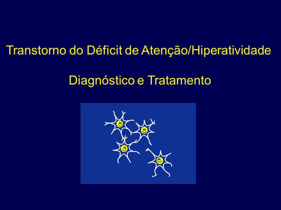 Transtorno do Déficit de Atenção/Hiperatividade