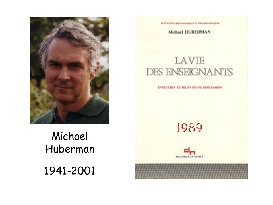 1989 Michael Huberman 1941-2001