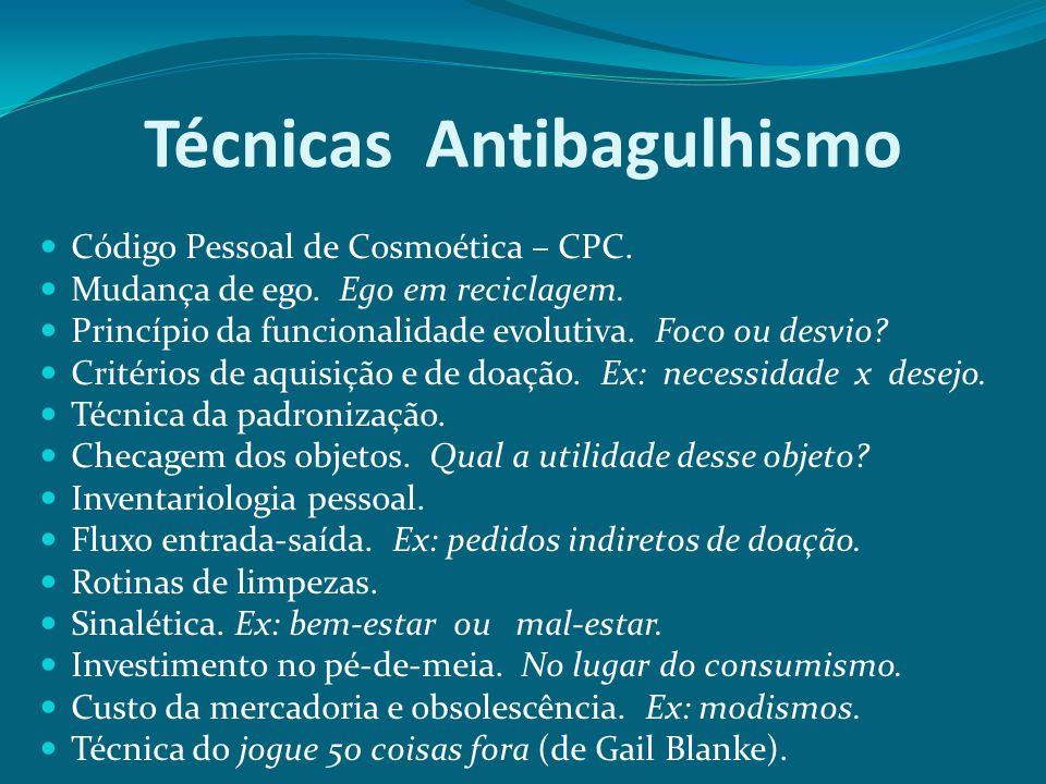 Técnicas Antibagulhismo