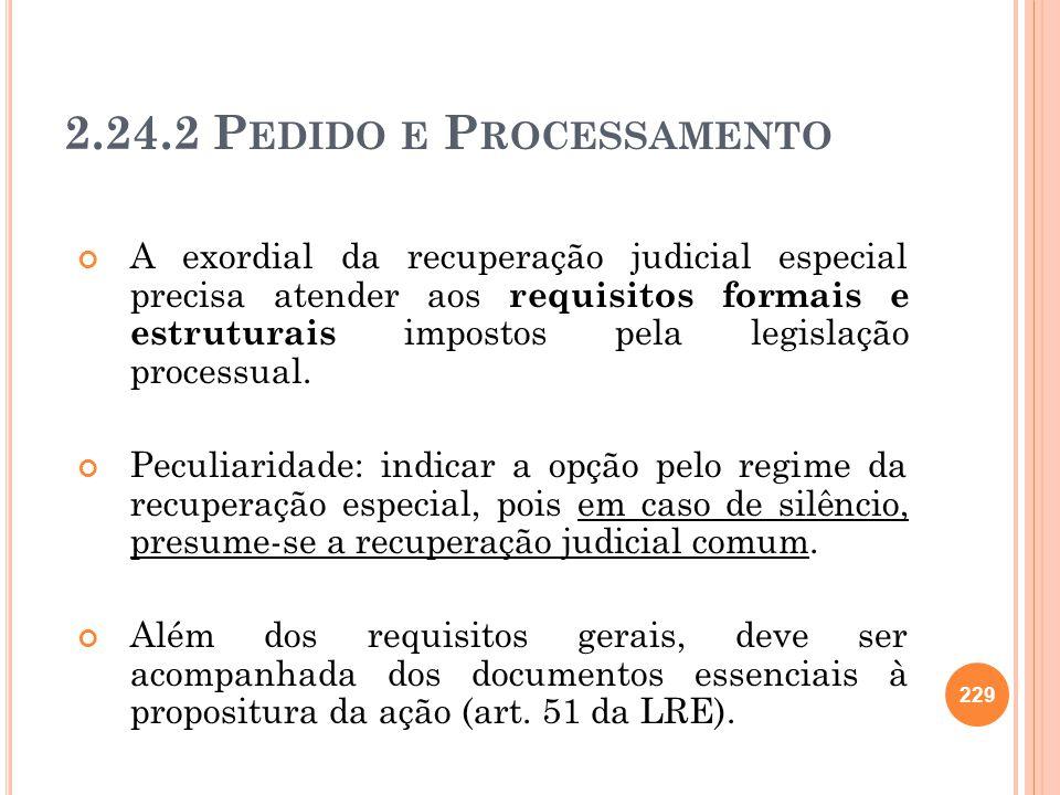 2.24.2 Pedido e Processamento