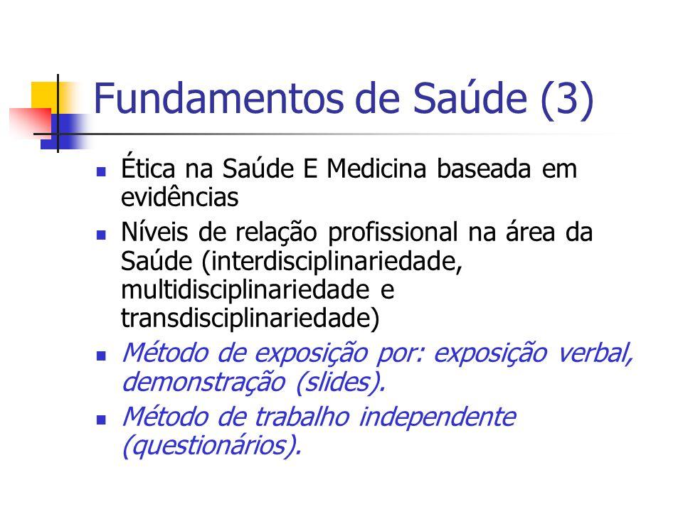Fundamentos de Saúde (3)