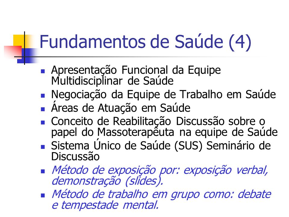 Fundamentos de Saúde (4)