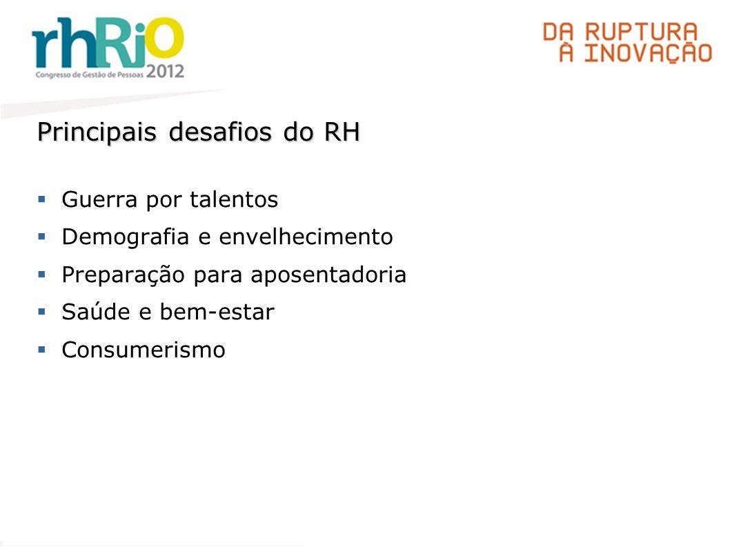 Principais desafios do RH