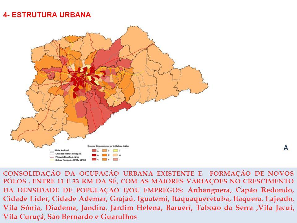 4- ESTRUTURA URBANA A.