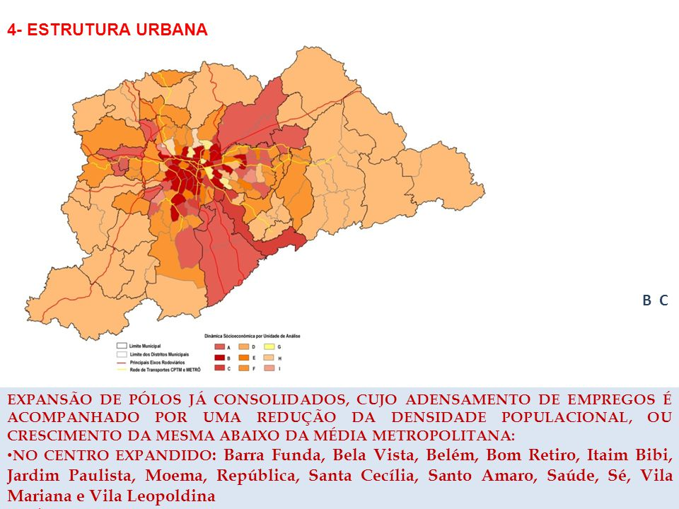 4- ESTRUTURA URBANA B C.