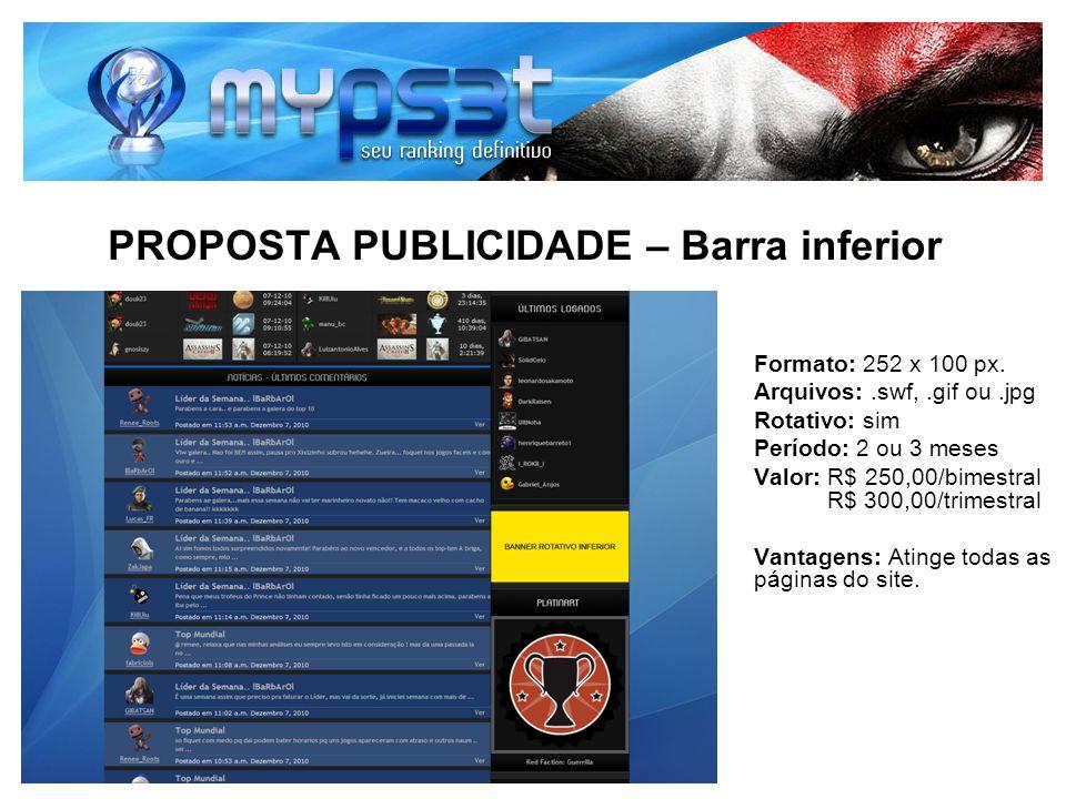PROPOSTA PUBLICIDADE – Barra inferior