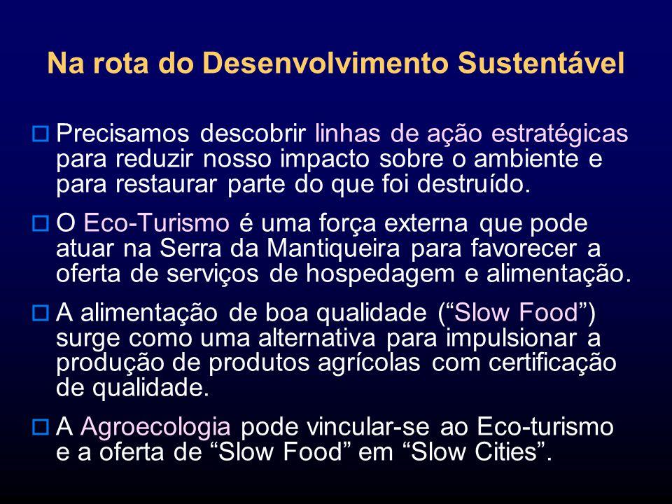 Na rota do Desenvolvimento Sustentável