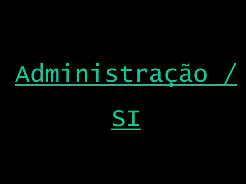 Administração / SI