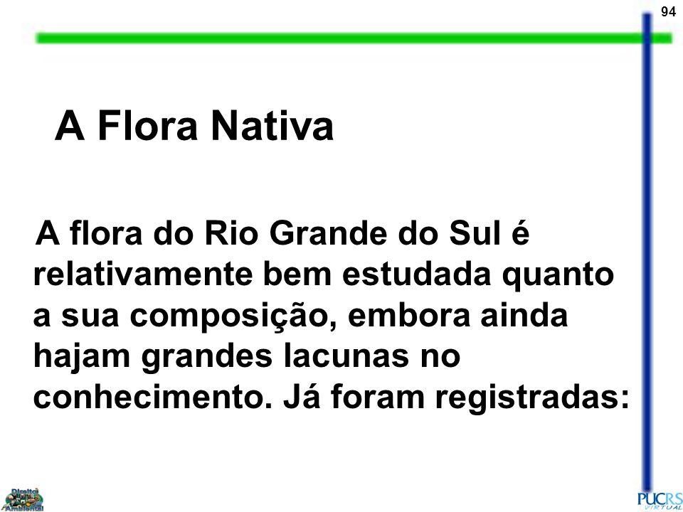 A Flora Nativa