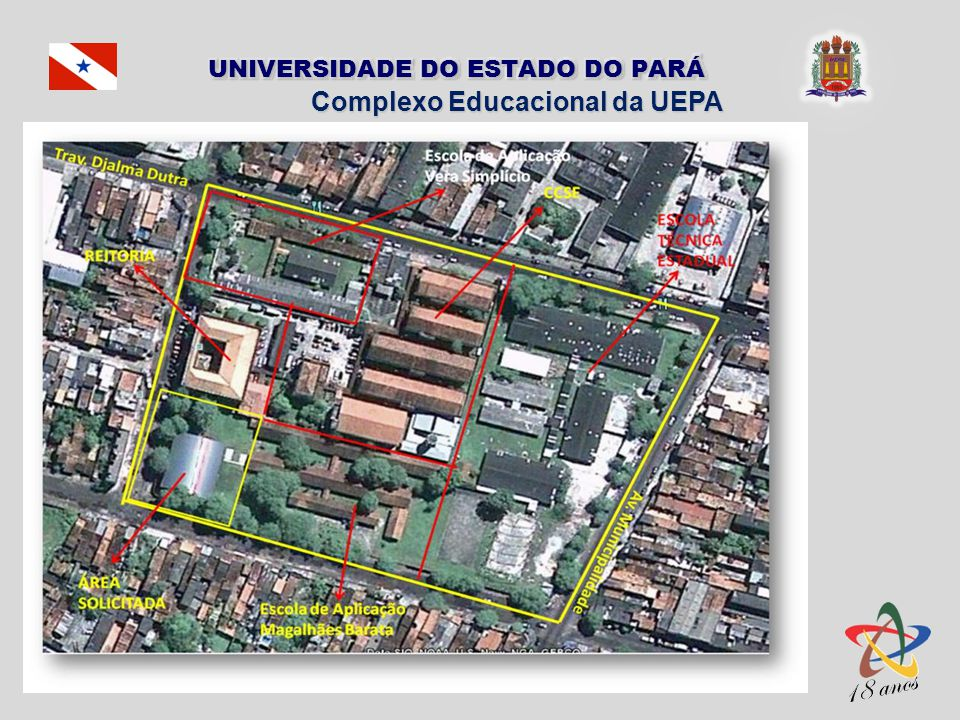 Complexo Educacional da UEPA
