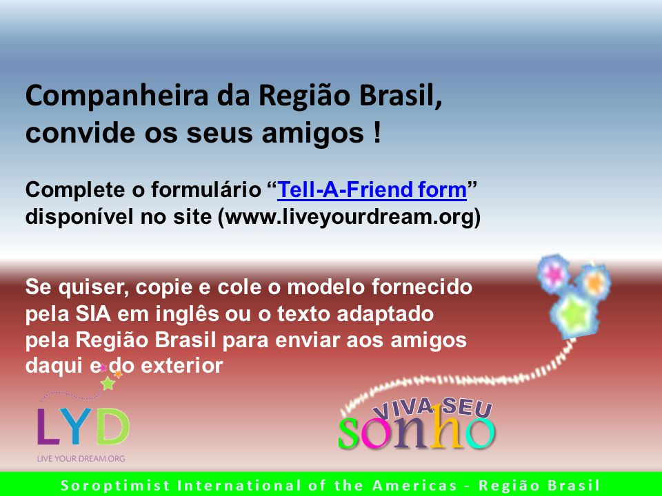 Soroptimist International of the Americas - Região Brasil