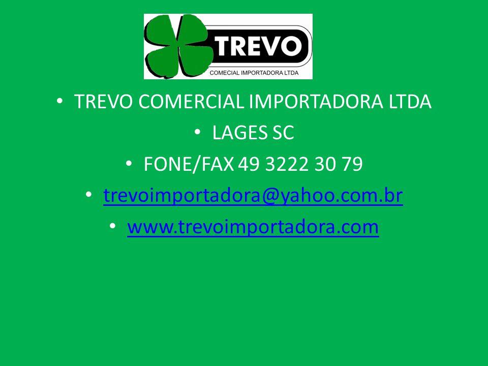 TREVO COMERCIAL IMPORTADORA LTDA