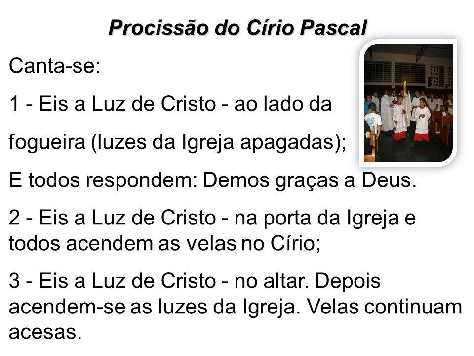 Procissão do Círio Pascal