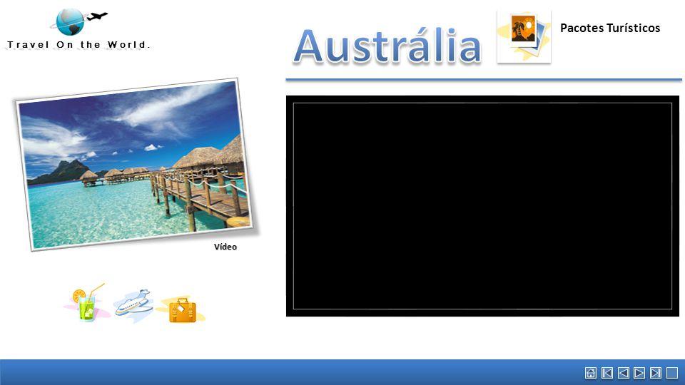 Austrália Austrália Vídeo promocional. Pacotes Turísticos