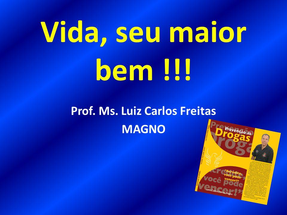 Prof. Ms. Luiz Carlos Freitas MAGNO