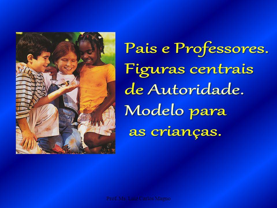 Prof. Ms. Luiz Carlos Magno