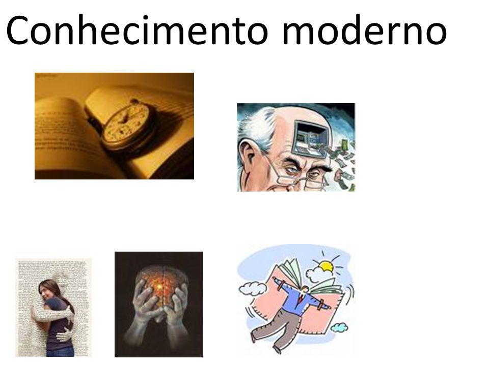 Conhecimento moderno