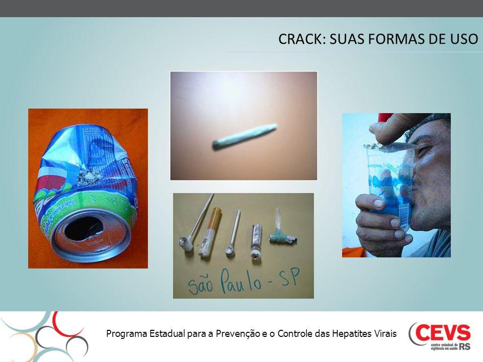 CRACK: SUAS FORMAS DE USO