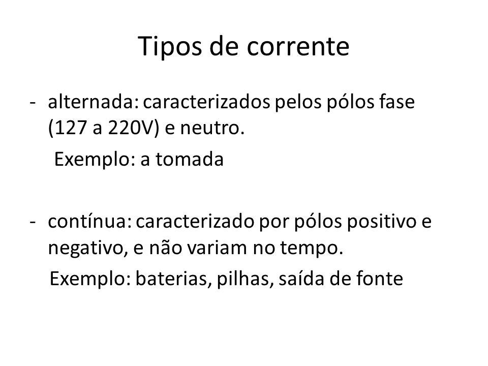 Aula 2 conceitos b sicos de eletr nica ppt carregar for Fase e neutro colori