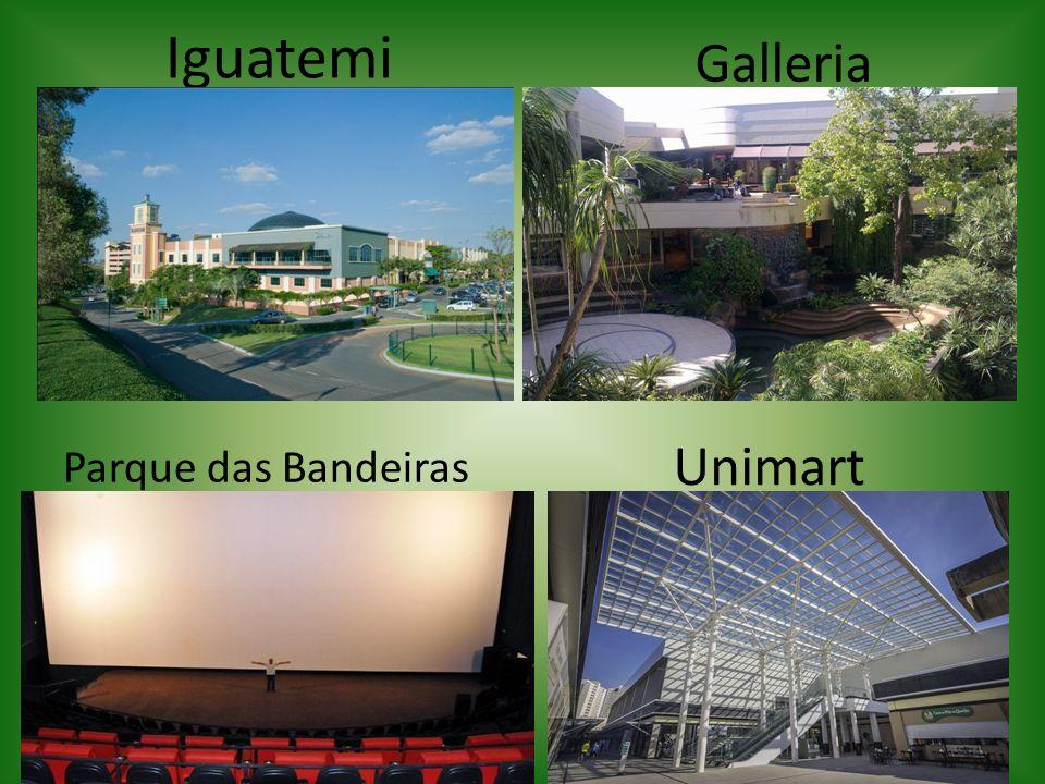 Iguatemi Galleria Unimart Parque das Bandeiras