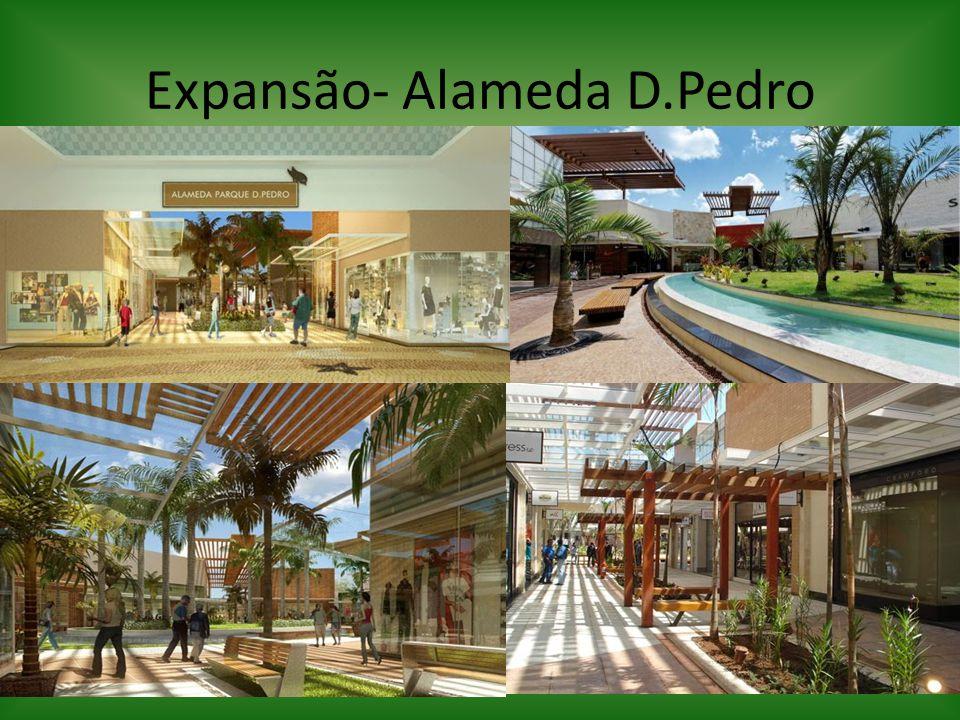 Expansão- Alameda D.Pedro