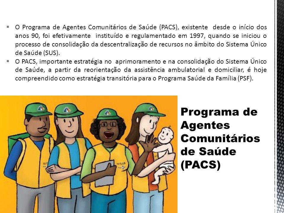 Programa de Agentes Comunitários de Saúde (PACS)