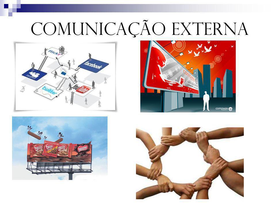 COMUNICAÇÃO EXTERNA