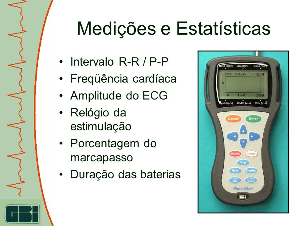 Medições e Estatísticas