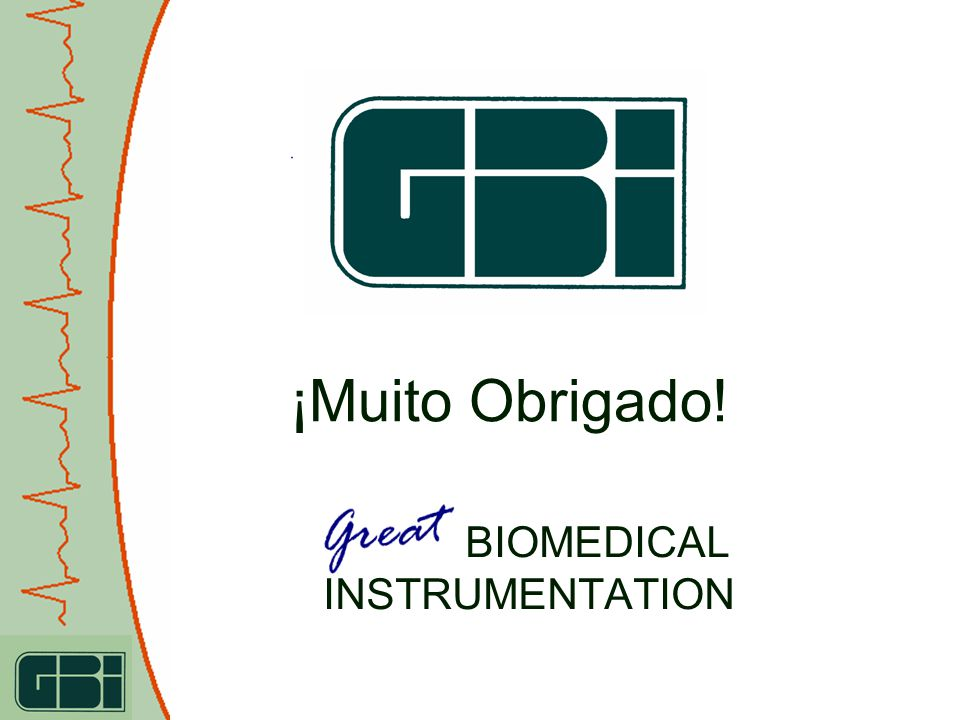 GALIX BIOMEDICAL INSTRUMENTATION