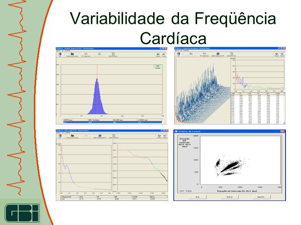 Variabilidade da Freqüência Cardíaca