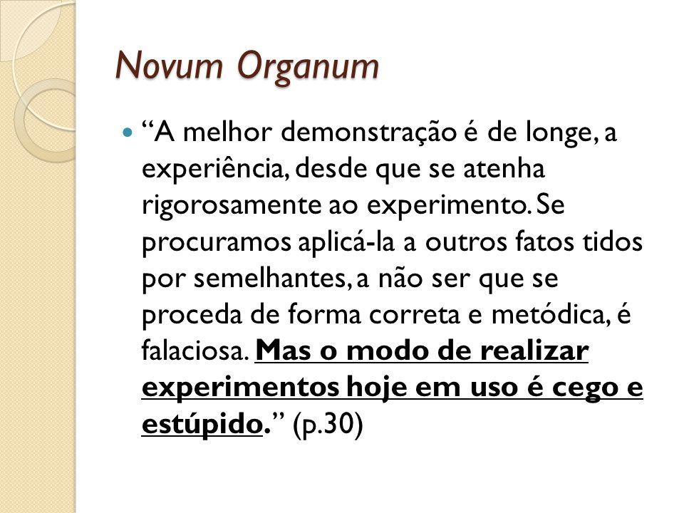Novum Organum