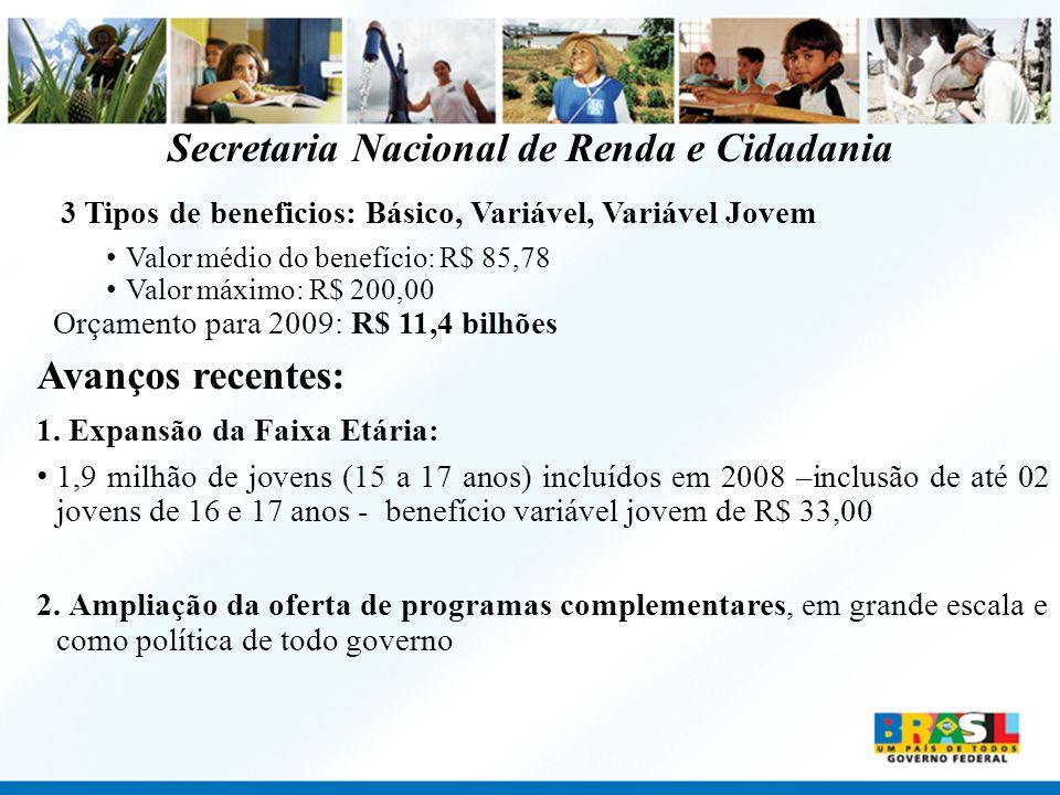 Secretaria Nacional de Renda e Cidadania