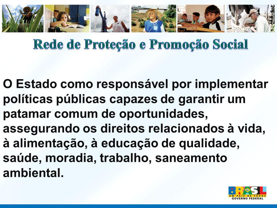 Rede de Proteção e Promoção Social