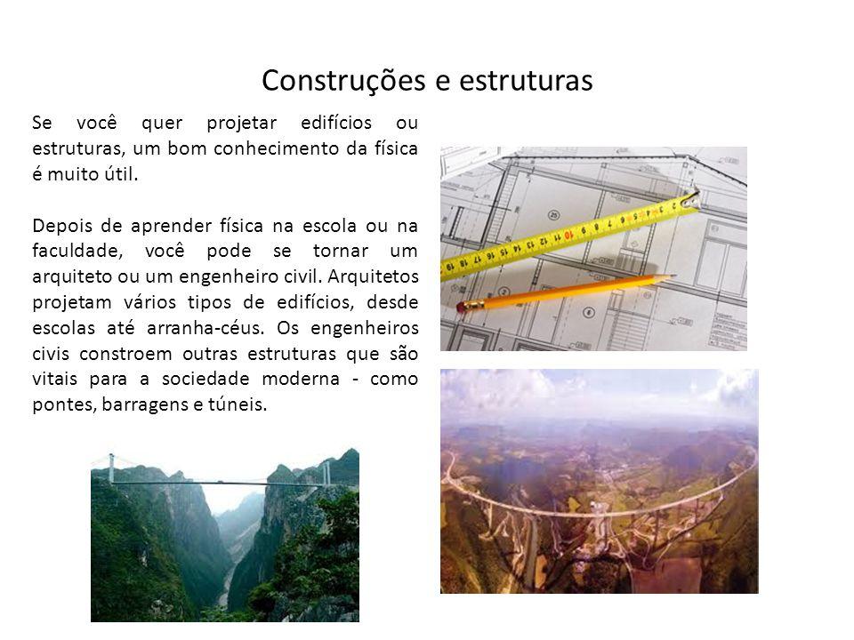 Construções e estruturas