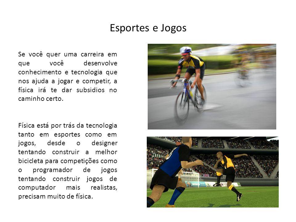 Esportes e Jogos