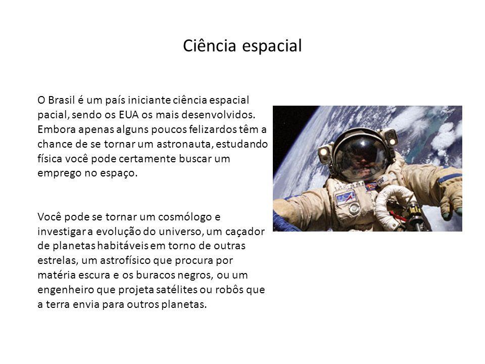 Ciência espacial