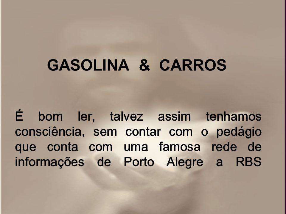 GASOLINA & CARROS