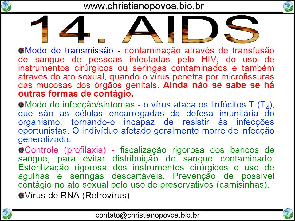 14. AIDS