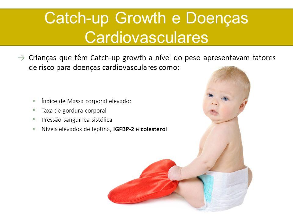 Catch-up Growth e Doenças Cardiovasculares