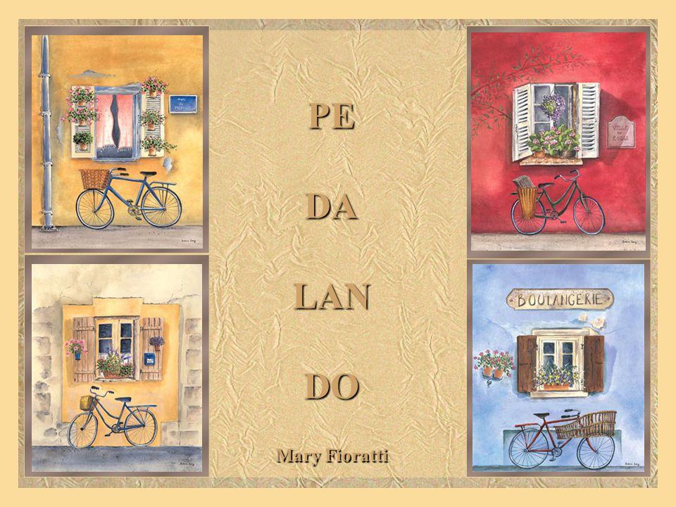 PE DA LAN DO Mary Fioratti