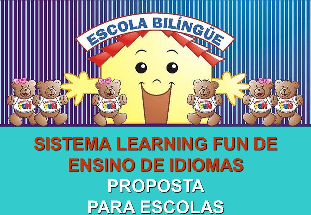 SISTEMA LEARNING FUN DE ENSINO DE IDIOMAS