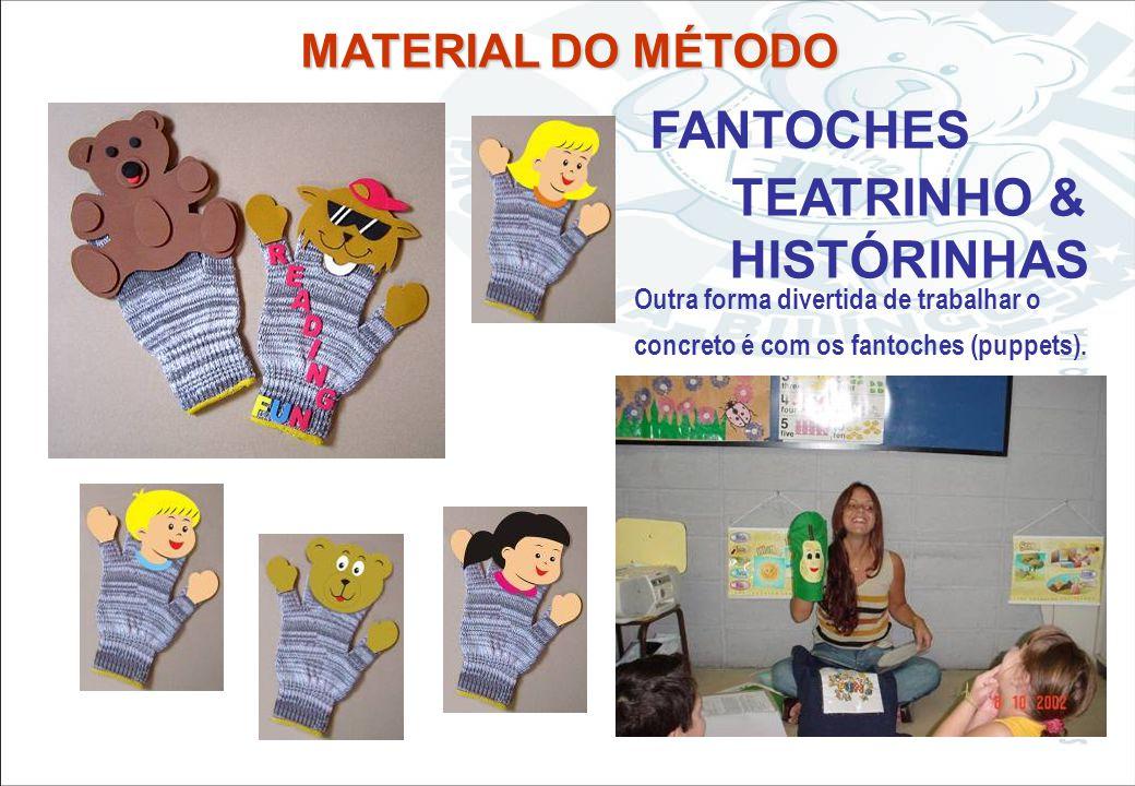 TEATRINHO & HISTÓRINHAS